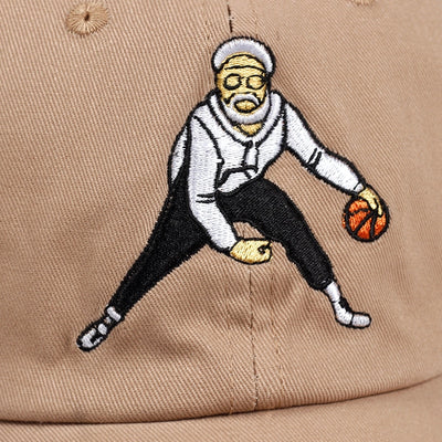 2cfbcdbc419 Uncle Drew Basketball Dad Hat Embroidered Baseball Cap Cotton Hats ...