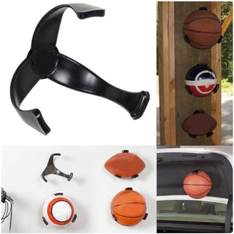 Plastic Ball Claw - Wall Mount for Basketball