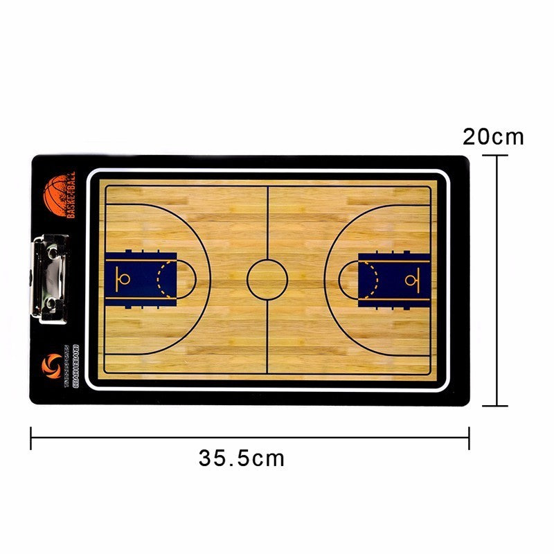 Professional Basketball Coaching Tactical Board