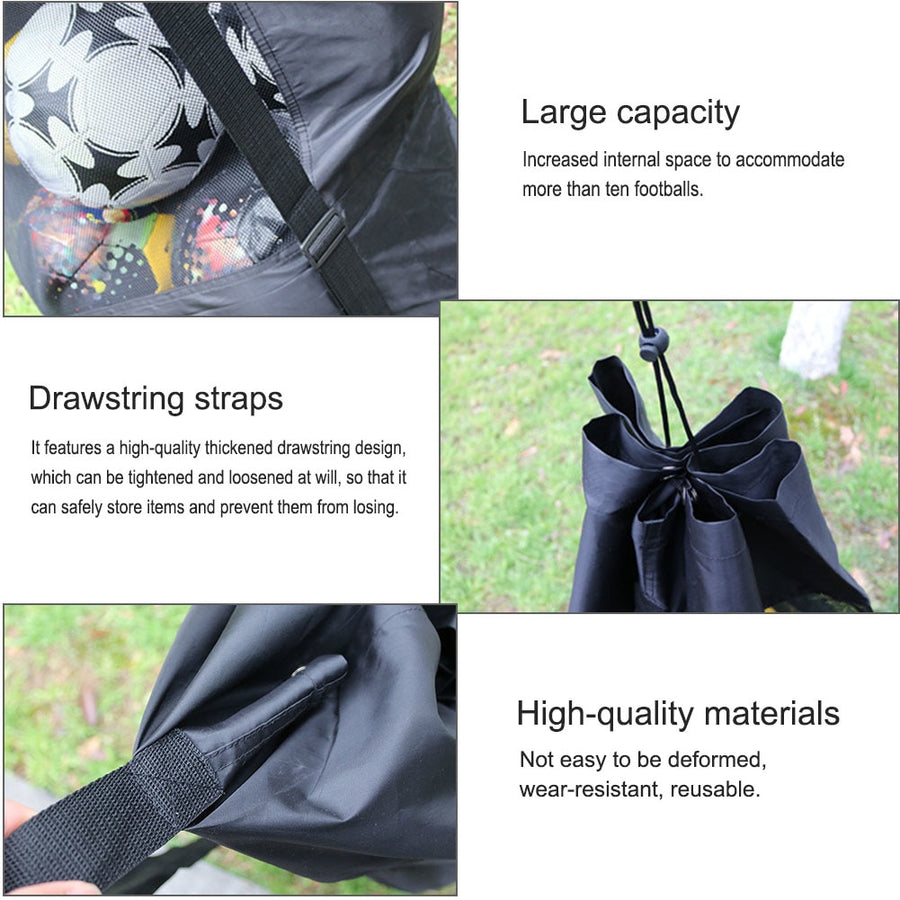 Basketball Equipment Big Training Ball Bag