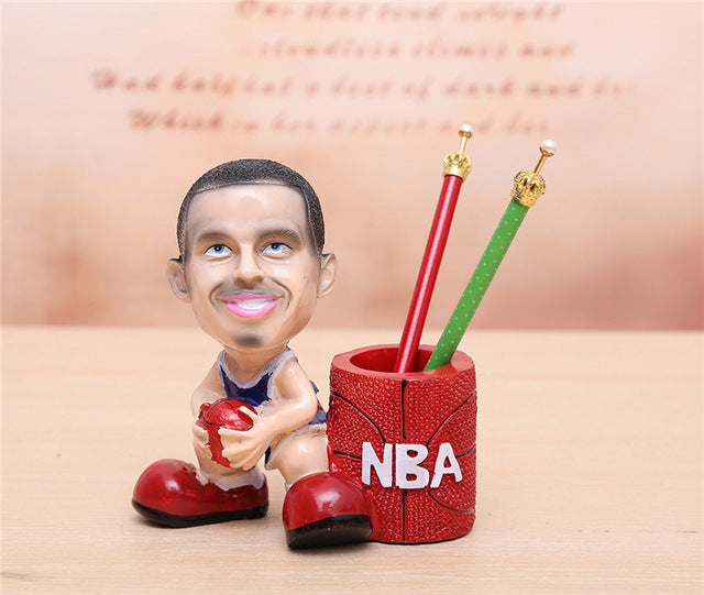 Basketball Star Pencil Pot