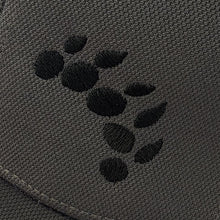 Pique Mesh Paw Fitted Cap