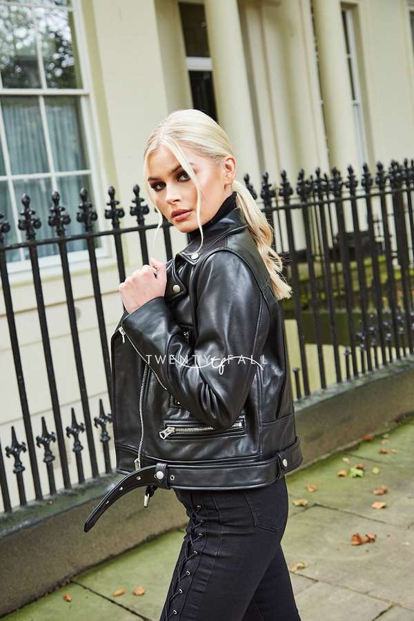 Harper Leather Jacket