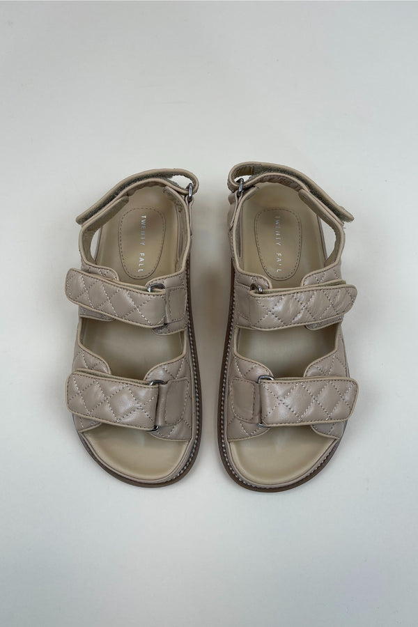 Charlie Leather Sandals