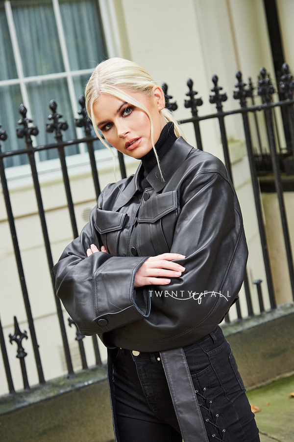 Tess Leather Jacket