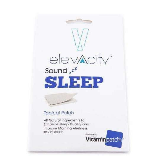 Elevacity Sound Sleep Patch (30 Patches) - Smart Bean