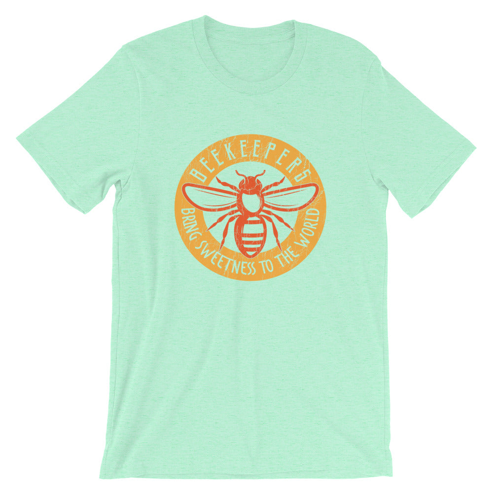 Beekeepers bring sweetness to the world, Beekeeper TShirt