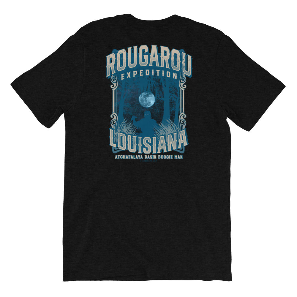 Rougarou Expedition Louisiana Swamp Shirt Unisex