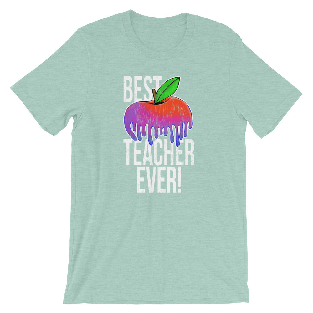 Best Teacher Ever TShirt Teacher Gift for Teacher Shirt.