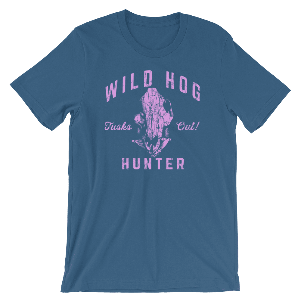 Hog Hunting T Shirt