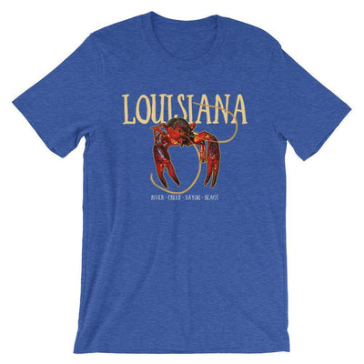 Louisiana Crawfish T Shirt