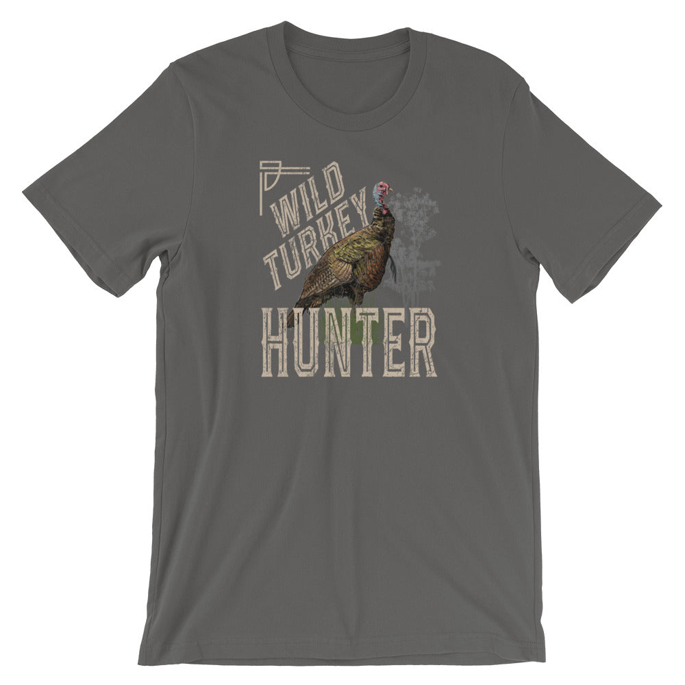 Wild Turkey Hunter TShirt