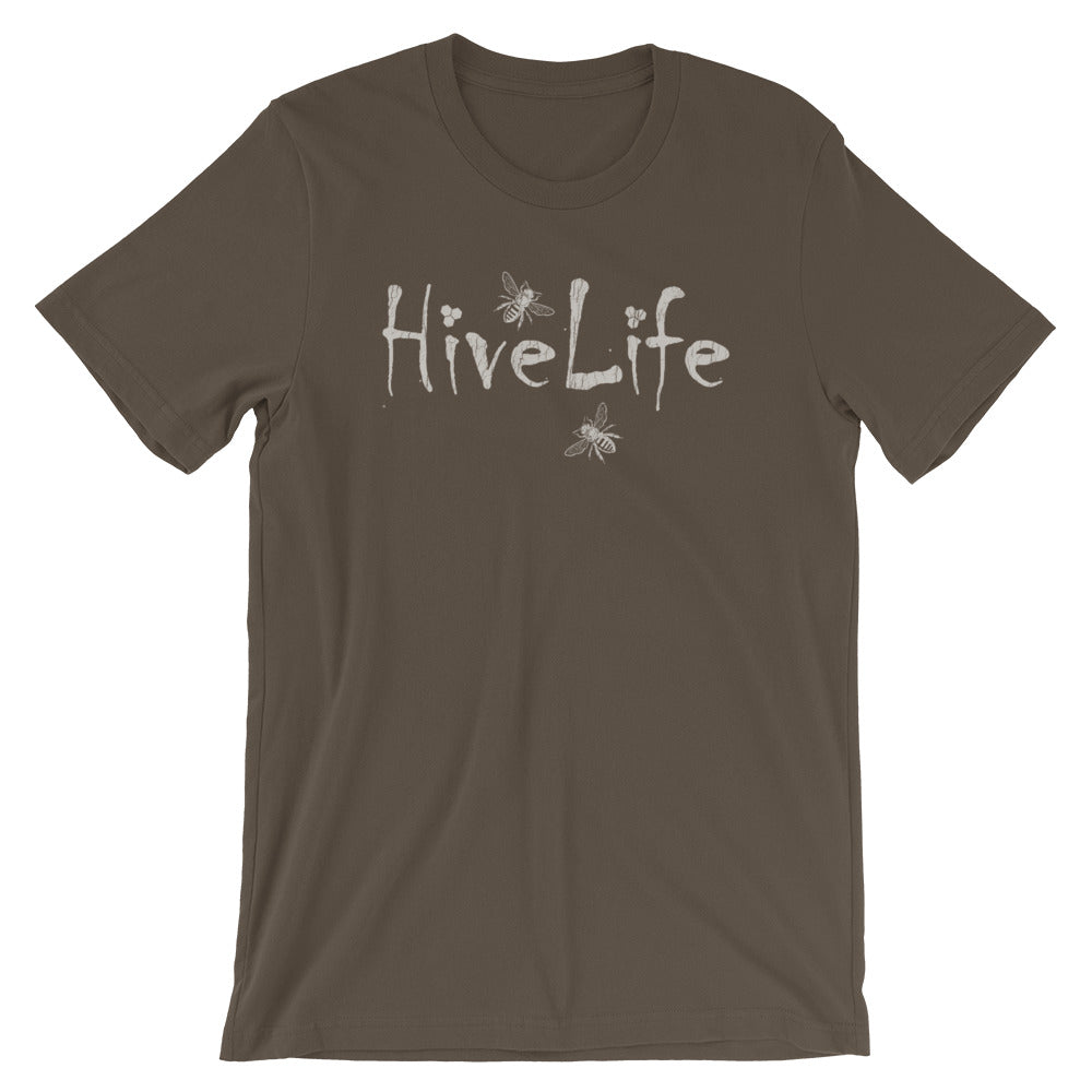 Hive Life The Beekeeper Lifestyle Shirt Honeybee TShirt