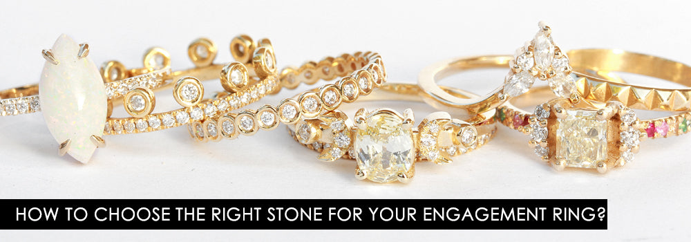 Looking Beyond Diamonds: Choose The Right Stone For Your Engagement Ring!