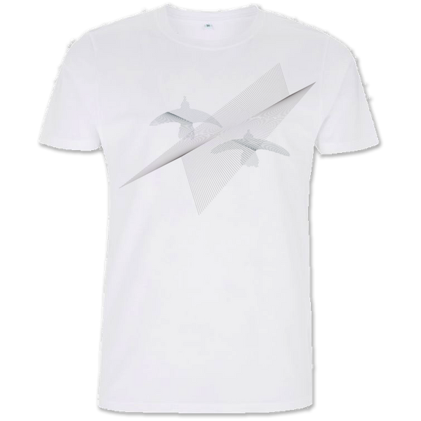 All Strings Attached White T-shirt