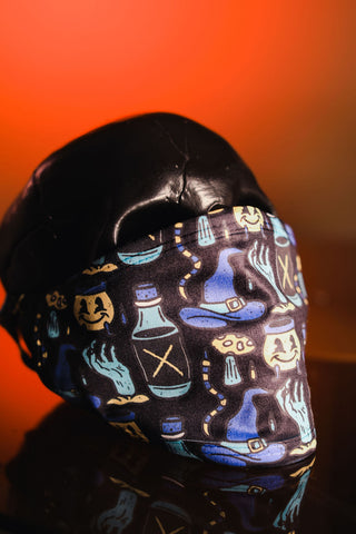 Witchy - Face Mask (SM/MD)