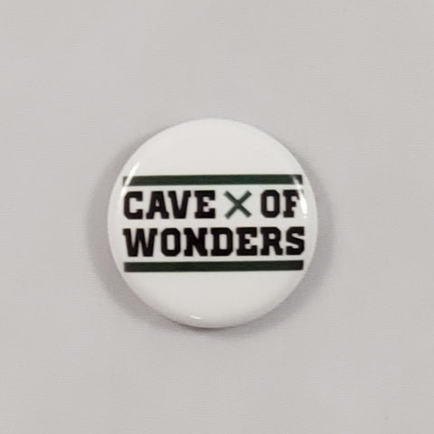 "Cave of Wonders - 1"" Button"