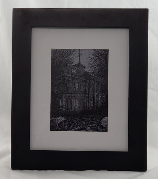 Mansion - Art Print