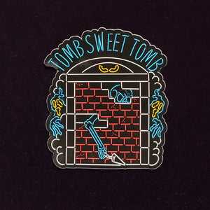 Tomb Sweet Tomb  - Sticker