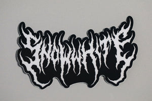 Dark Forest Logo - Sticker