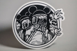 Look Alive - Sticker