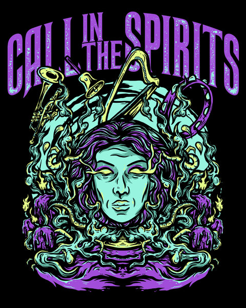 Call In The Spirits - Crewneck