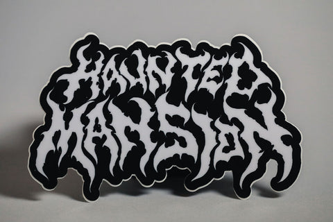 Metal Mansion - Sticker