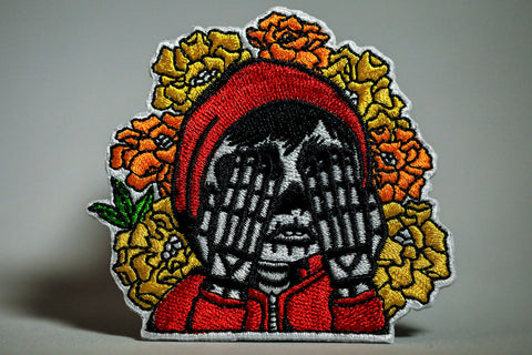 Mi Amor - Embroidered Patch