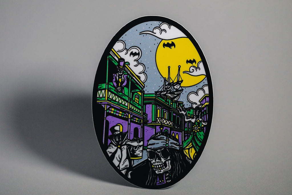 New Orleans  - Sticker