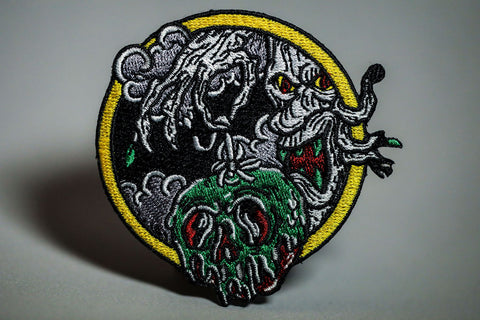 Scary Adventures - Embroidered Patch