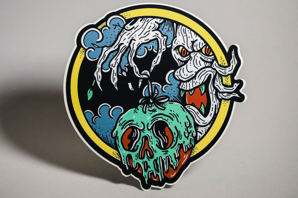 Scary Adventures - Sticker