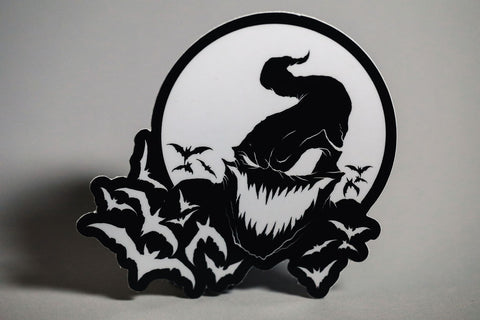 Dreadful Moon -Sticker