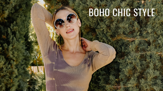 How to Wear Boho Chic Style Now