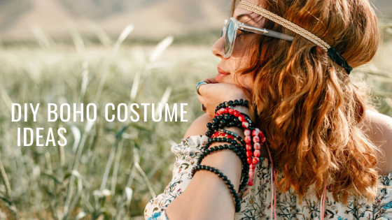 DIY Boho Costume Ideas