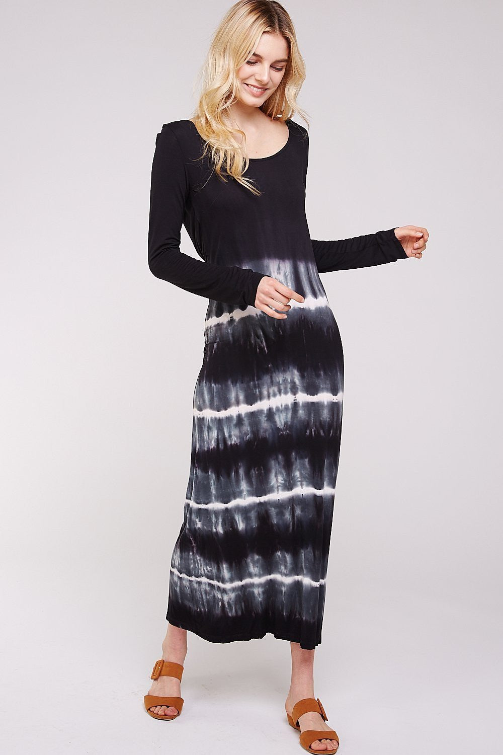 Wholesale Clothing, Online Wholesale Clothing, Women Clothing, Bohemian, Free People, tiedye, specialty wash, wholesale seller, wholesale women clothing shop, gypsy look, USA made, URBAN X APPAREL-MAXI-UDR30381, fashiontrend2019