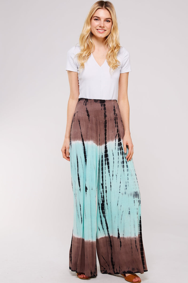 Wholesale Clothing, Online Wholesale Clothing, Women Clothing, Bohemian, Free People, tiedye, specialty wash, wholesale seller, wholesale women clothing shop, gypsy look, USA made, URBAN X APPAREL-PANTS-UPR3103MM, fashiontrend2019