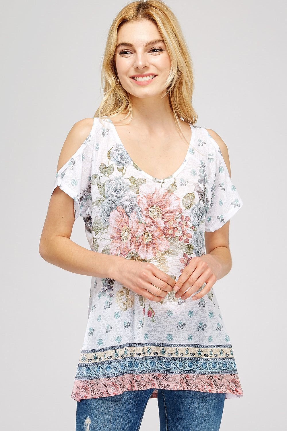 Wholesale Clothing, Online Wholesale Clothing, Women Clothing, Bohemian, Free People, tiedye, specialty wash, wholesale seller, wholesale women clothing shop, gypsy look, USA made, URBAN X APPAREL-TOPS-UTS3306, fashiontrend2019