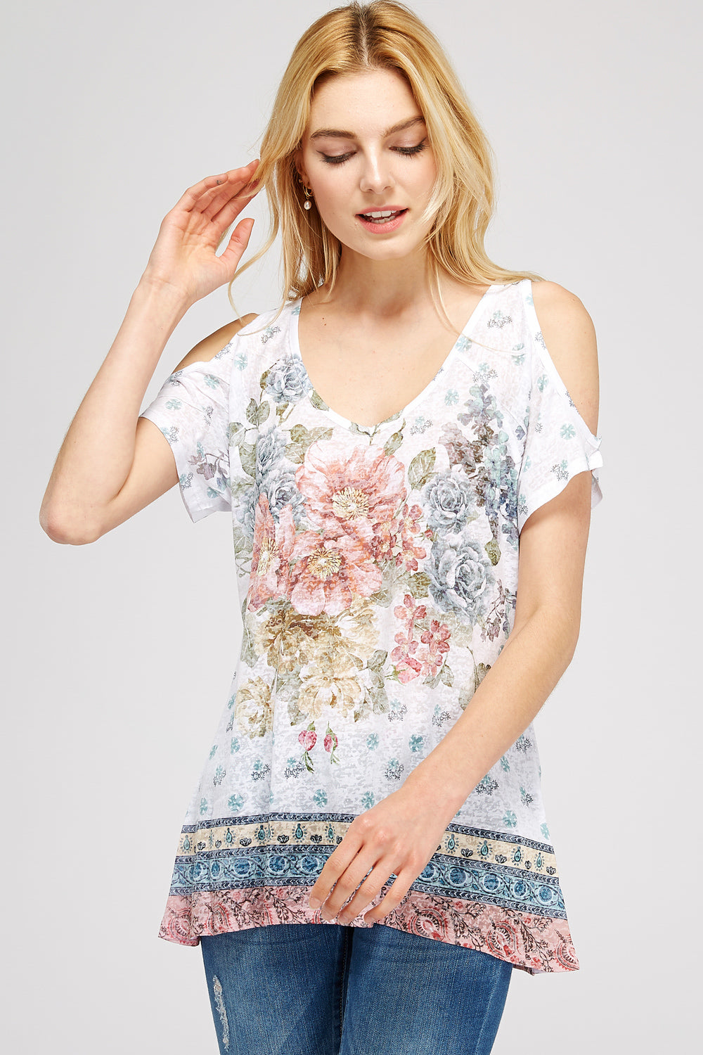 Wholesale Clothing, Online Wholesale Clothing, Women Clothing, Bohemian, Free People, tiedye, specialty wash, wholesale seller, wholesale women clothing shop, gypsy look, USA made, URBAN X FULL-SIZE-FULL SIZE RUN-UTSP3306, fashiontrend2019