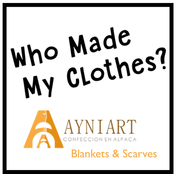 Who Made My Clothes:  Ayni Art