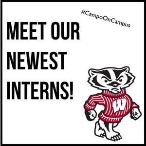 Welcome to our New Interns!