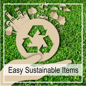 Easy Sustainable Items