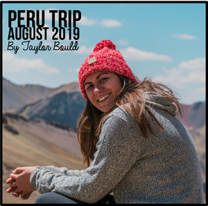 Campo Team Travels to Peru!