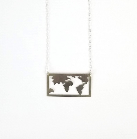 World Playground Necklace