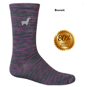 sock, purple