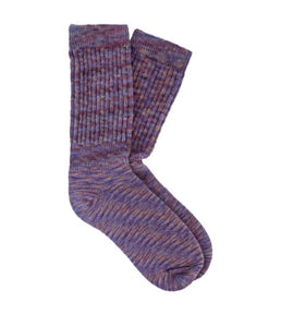 Lavender Therapeutic Alpaca Socks