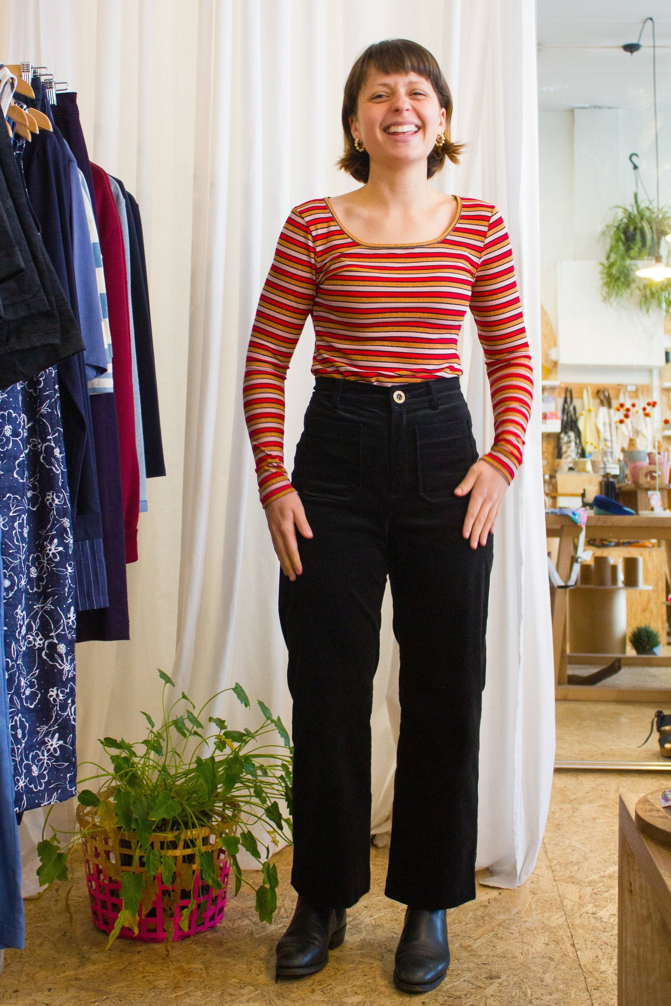 Staff Picks ~ Courtney the pants queen