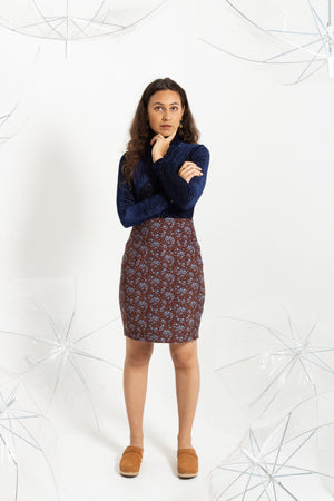 In the Heath Pencil Skirt