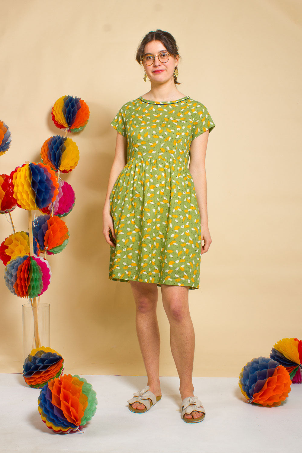 Confetti Fun Dress