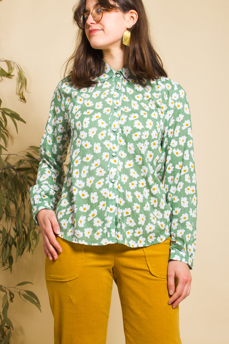 Daisy Summer Shirt