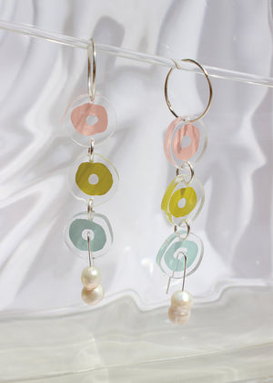 Multi Detour Earrings